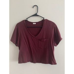 🌟2 for 12 Tops🌟 Relaxed Cropped Tee